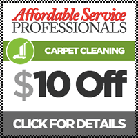 DC & MD Carpet Cleaning Coupon: $10 Off